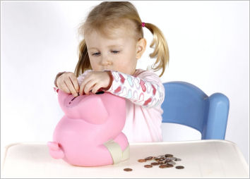 Having a baby is a great joy for many people but saving for one when it is on the way...